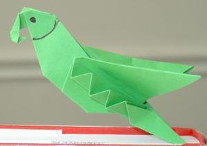 ઉડતો પોપટ