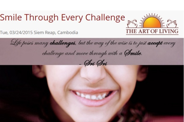 આ ચિત્ર પર 'ક્લિક' કરો અને... Smile Through Every Challenge